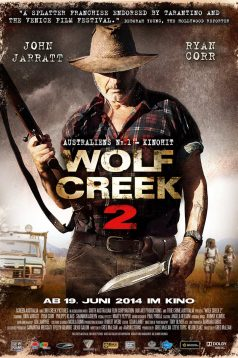 Kurt Kapanı 2 – Wolf Creek 2 Türkçe Dublaj HD izle