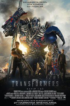Transformers: Kayıp Çağ 1080p Bluray  izle