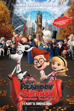 Bay Peabody ve Meraklı Sherman: Zamanda Yolculuk 1080p Full HD Bluray izle