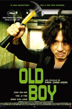 İhtiyar Delikanlı Oldboy 1080p Full HD izle