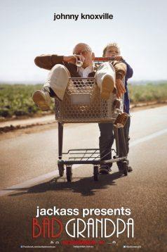 Jackass Presents: Bad Grandpa Kötü Büyükbaba izle