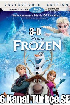 Karlar Ülkesi Frozen 3D 1080p Full HD Bluray Türkçe Dublaj izle