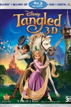 Karmakarışık Tangled 3D 1080p Full HD Bluray