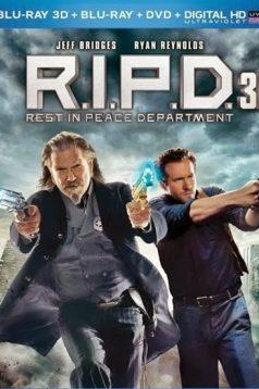 Ölümsüz Polisler R.I.P.D. 3D 1080p Full HD Bluray Türkçe Dublaj izle