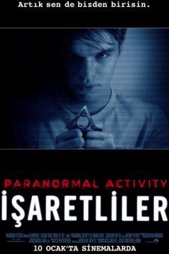 Paranormal Aktivite 4 İşaretliler izle 1080p Türkçe Dublaj