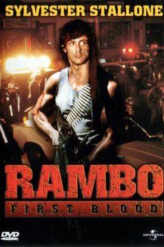 Rambo 1 İlk Kan 1080p Full HD Türkçe Dublaj Dual izle