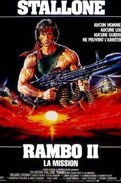 Rambo 2 İlk Kan 1080p DauL Full HD Türkçe Dublaj izle