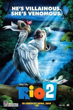Rio 2 1080p Full HD Türkçe Dublaj izle