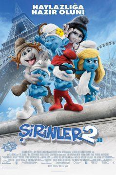 The Smurfs 2 – Şirinler 2 izle 1080p Türkçe Dublaj