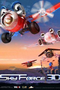 Sky Force: Planes 1080p Full HD Türkçe Dublaj izle