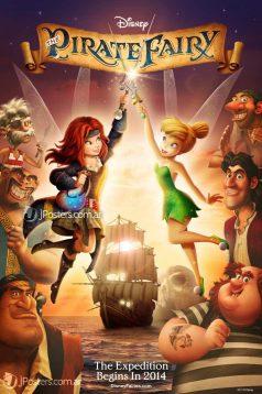 Tinker Bell ve Korsan Peri 1080p Full HD Bluray Türkçe Dublaj izle