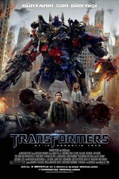 Transformers: Ay'ın Karanlık Yüzü 1080p Full HD izle