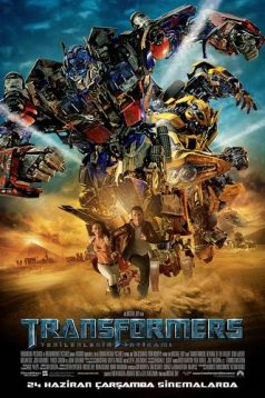 Transformers: Yenilenlerin İntikamı 1080p Full HD Bluray izle