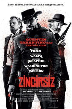 Zincirsiz Django Unchained 1080p Full HD Türkçe Dublaj izle
