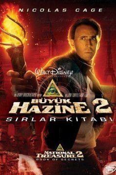 Büyük Hazine 2 : Sırlar Kitabı 1080p Full HD Bluray Türkçe Dublaj izle