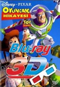 Oyuncak Hikayesi 3D 1080p Bluray Türkçe Dublaj izle