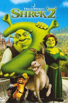 Shrek 2 1080p Full HD Bluray izle
