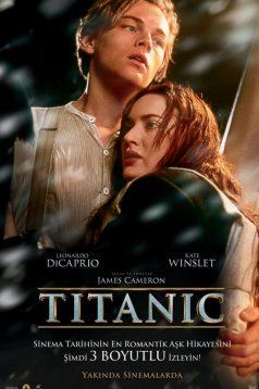 Titanik – Titanic 1080p Bluray Full HD Türkçe Dublaj izle