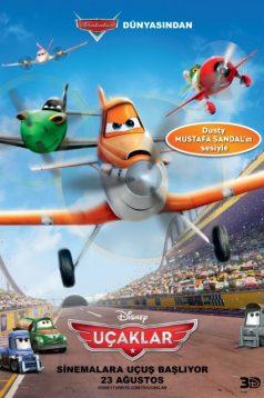 Uçaklar 1 1080p Full HD Bluray Türkçe Dublaj izle