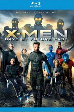 X-Men: Geçmiş Günler Gelecek 3D 1080p Full HD Bluray Türkçe Dublaj izle