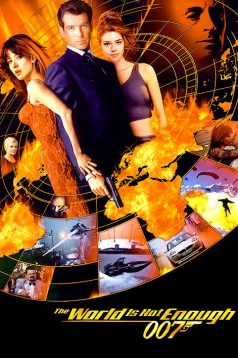 James Bond: Dünya Yetmez 1080p Bluray Türkçe Dublaj