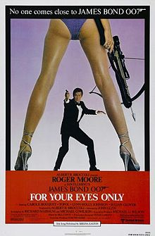 James Bond Yalnız Senin Gözlerin İçin 1080p Bluray Türkçe Dublaj