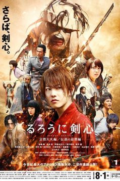 Rurouni Kenshin 2 1080p Bluray Türkçe Altyazı