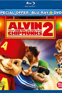 Alvin ve Sincaplar 2 Alvin and the Chipmunks The Squeakquel 2009 1080p Bluray Türkçe Dublaj izle