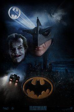Batman 1 (1989) 1080p BluRay Türkçe Dublaj izle
