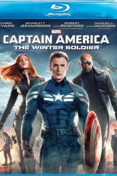 Kaptan Amerika: Kış Askeri Captain America The Winter Soldier 2014 1080p BluRay Türkçe Dublaj izle