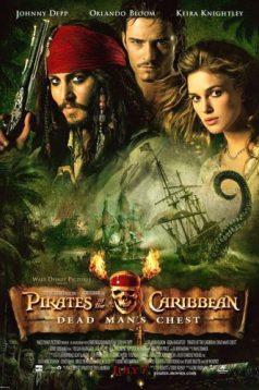 Pirates of the Caribbean Dead Man's Chest – Karayip Korsanları: Ölü Adamın Sandığı izle 1080p Türkçe Dublaj