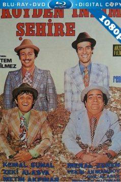 Köyden Indim Şehire 1974 1080p Restorasyonlu Sansursuz izle