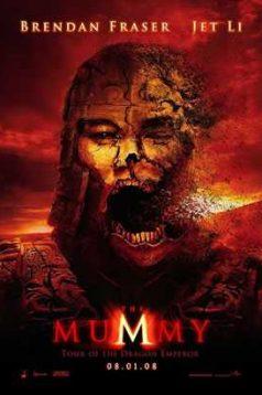 Mumya: Ejder İmparatoru'nun Mezarı 2008 1080p Bluray Türkçe Dublaj izle