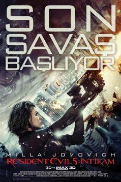 Ölümcül Deney: İntikam 5 2012 1080p Bluray Türkçe Dublaj izle