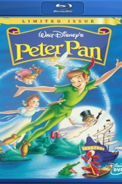 Peter Pan 1953 1080p Bluray Türkçe Dublaj izle