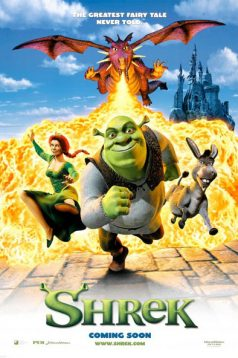 Şhrek 1 1080p Bluray Türkçe Dublaj izle