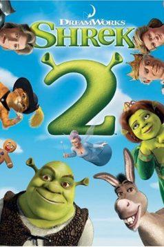 Şhrek 2 1080p Full HD Bluray Türkçe Dublaj izle