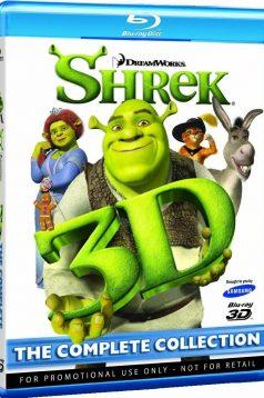 Şhrek 1 3D 1080p Bluray Full HD Türkçe Dublaj izle