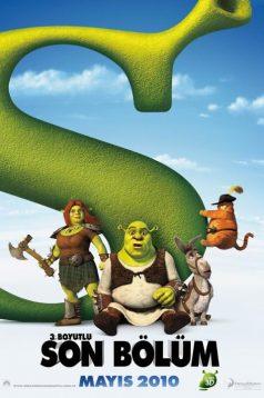 Şhrek 4 Sonsuza Dek Mutlu 1080p Bluray Türkçe Dublaj izle