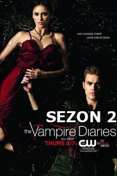 The Vampire Diaries  2. Sezon izle | Vampir Günlükleri
