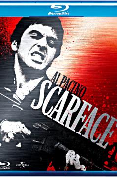 Yaralı Yüz Scarface 1983 1080p BluRay Türkçe Altyazılı