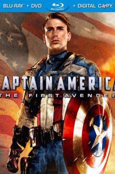 İlk Yenilmez Kaptan Amerika Captain America The First Avenger 1080p BluRay Türkçe Dublaj izle