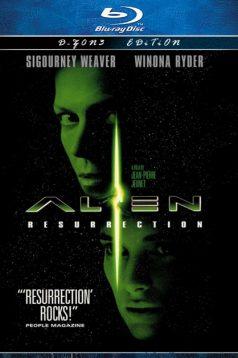 Yaratık Diriliş Alien Resurrection 1997 1080p Bluray Türkçe Dublaj izle
