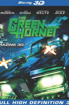 Yeşil Yaban Arısı 3D Türkçe Dublaj izle – The Green Hornet 3D izle