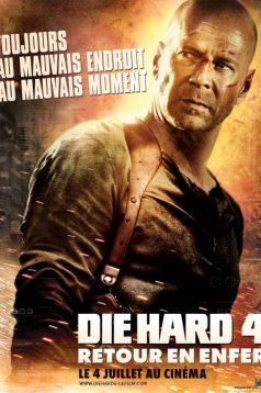 Zor Ölüm 4 Türkçe Dublaj izle – Die Hard 4 izle