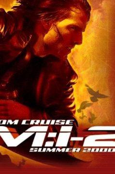 Görevimiz Tehlike 2 Türkçe Dublaj izle – Mission Impossible 2 izle