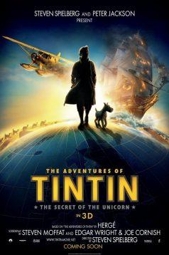TenTenin Maceraları – The Adventures Of Tintin the Secret Of The Unicorn 3D Türkçe Dublaj izle