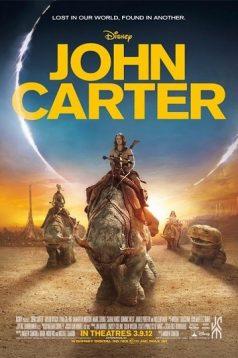 John Carter – John Carter İki Dünya Arasında 1080p izle