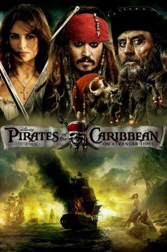 Pirates Of The Caribbean On Stranger Tides – Karayip Korsanları 4 Gizemli Denizlerde izle 1080p