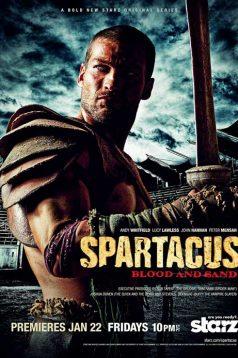 Spartacus: Blood and Sand 1080p Türkçe Dublaj izle